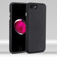 Ezpress Anti-Slip Hybrid Armor Case for iPhone 8 Plus / 7 Plus - Black