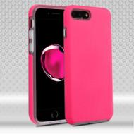 *SALE* Ezpress Anti-Slip Hybrid Armor Case for iPhone 7 Plus - Hot Pink