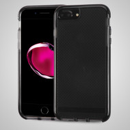 *SALE* Contempo Series Shockproof TPU Case for iPhone 7 Plus - Smoke