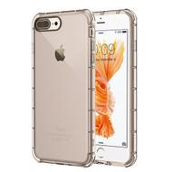 Duraproof Transparent Anti-Shock TPU Case for iPhone 7 Plus - Smoke