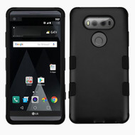 *SALE* Military Grade TUFF Hybrid Armor Case for LG V20 - Black