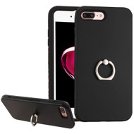 Verge Hybrid Case with Ring Holder for iPhone 8 Plus / 7 Plus - Black