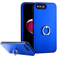 Verge Hybrid Case with Ring Holder for iPhone 8 Plus / 7 Plus - Blue