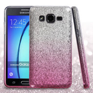 *Sale* Full Glitter Hybrid Protective Case for Samsung Galaxy On5 - Gradient Pink