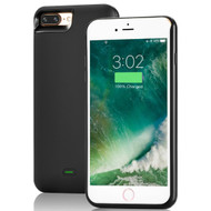 Power Bank Battery Case 7500mAh for iPhone 8 Plus / 7 Plus - Black