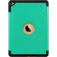 *SALE* TotalDefense Diamond Hybrid Case for iPad Air 2 - Teal