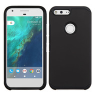 Hybrid Multi-Layer Armor Case for Google Pixel XL - Black