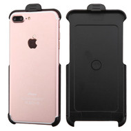 Polycarbonate Holster Belt Clip for iPhone 8 Plus / 7 Plus - Black