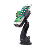 Universal Smartphone Windshield Car Mount - Black