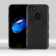 *SALE* Military Grade TUFF Merge Hybrid Armor Case for iPhone 8 / 7 - Black