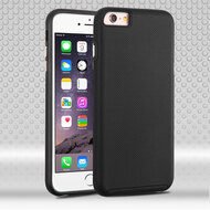*Sale* Ezpress Anti-Slip Hybrid Armor Case for iPhone 6 Plus / 6S Plus - Black