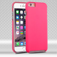 *Sale* Ezpress Anti-Slip Hybrid Armor Case for iPhone 6 Plus / 6S Plus - Hot Pink