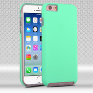 *Sale* Ezpress Anti-Slip Hybrid Armor Case for iPhone 6 / 6S - Teal