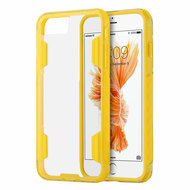 *Sale* Air Duty Transparent Hybrid Case for iPhone 7 - Yellow