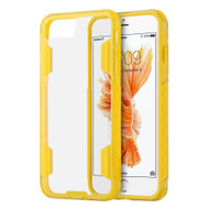 *Sale* Air Duty Transparent Hybrid Case for iPhone 7 Plus - Yellow