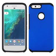 Hybrid Multi-Layer Armor Case for Google Pixel - Blue