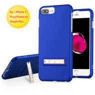 Sidekik Hard Shell Polycarbonate Case with Kickstand for iPhone 8 Plus / 7 Plus / 6S Plus / 6 Plus - Blue