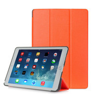 Premium Smart Leather Hybrid Case for iPad Pro 9.7 inch - Orange