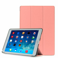Premium Smart Leather Hybrid Case for iPad Pro 9.7 inch - Pink
