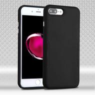 TUFF Contempo Hybrid Armor Case for iPhone 8 Plus / 7 Plus - Black