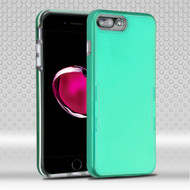 *Sale* TUFF Contempo Hybrid Armor Case for iPhone 7 Plus - Teal Green