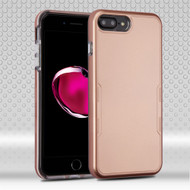 *Sale* TUFF Contempo Hybrid Armor Case for iPhone 8 Plus / 7 Plus - Rose Gold