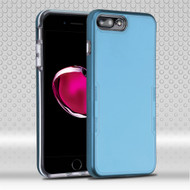 *Sale* TUFF Contempo Hybrid Armor Case for iPhone 7 Plus - Coral Blue