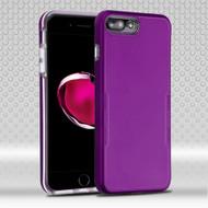 TUFF Contempo Hybrid Armor Case for iPhone 7 Plus - Purple