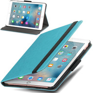*Clearance* Classic Hard Shell Smart Leather Stand Case for iPad Pro 9.7 inch - Blue