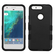 Military Grade TUFF Hybrid Armor Case for Google Pixel XL - Black