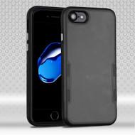 TUFF Contempo Hybrid Armor Case for iPhone 8 / 7 - Black