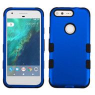 Military Grade TUFF Hybrid Armor Case for Google Pixel XL - Blue