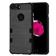 *SALE* TUFF Cosmic Space Premium TPU Case for iPhone 8 Plus / 7 Plus - Black