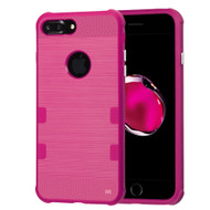 *Sale* TUFF Cosmic Space Premium TPU Case for iPhone 8 Plus / 7 Plus - Hot Pink