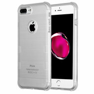 TUFF Cosmic Space Premium TPU Case for iPhone 8 Plus / 7 Plus - Frost Clear
