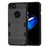 TUFF Cosmic Space Premium TPU Case for iPhone 8 / 7 - Black