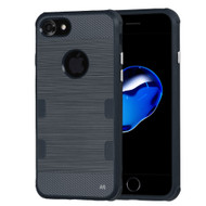 TUFF Cosmic Space Premium TPU Case for iPhone 8 / 7 - Dark Blue