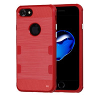 TUFF Cosmic Space Premium TPU Case for iPhone 8 / 7 - Red