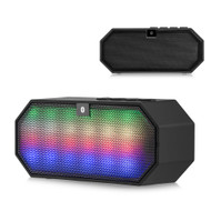 Disco Rave Bluetooth Wireless Speaker  - Black