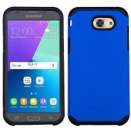 Hybrid Multi-Layer Armor Case for Samsung Galaxy J3 (2017) / J3 Emerge / J3 Prime / Amp Prime 2 / Sol 2 - Blue