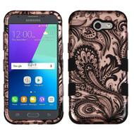 Military Grade TUFF Case for Samsung Galaxy J3 (2017) / J3 Emerge / J3 Prime / Amp Prime 2 / Sol 2 - Phoenix
