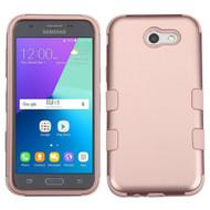 *SALE* Military Grade TUFF Case for Samsung Galaxy J3 (2017) / J3 Emerge / J3 Prime / Amp Prime 2 / Sol 2 - Rose Gold