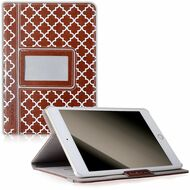 *Sale* Book-Style 360 Degree Smart Rotating Leather Case for iPad Air 2 - Brown