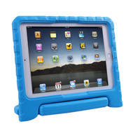 Kids Friendly Light Weight Shock Proof Convertible Handle Standing Case for iPad Air 2 / Pro 9.7 inch - Blue