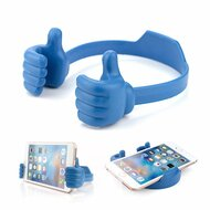 Thumbs Up Multi-Angle Desktop Smartphone Stand - Blue