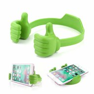 Thumbs Up Multi-Angle Desktop Smartphone Stand - Green