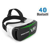 Bluetooth 4.0 3D Virtual Reality Glasses VR Goggle