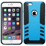 *Sale* Iron Mask Multi-Layer Hybrid Case for iPhone 6 Plus / 6S Plus - Baby Blue