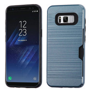 Card To Go Hybrid Case for Samsung Galaxy S8 - Ink Blue