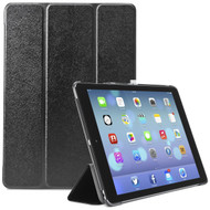 i-Blason i-Folio Leather Smart Case for iPad (2017) / iPad Air - Black